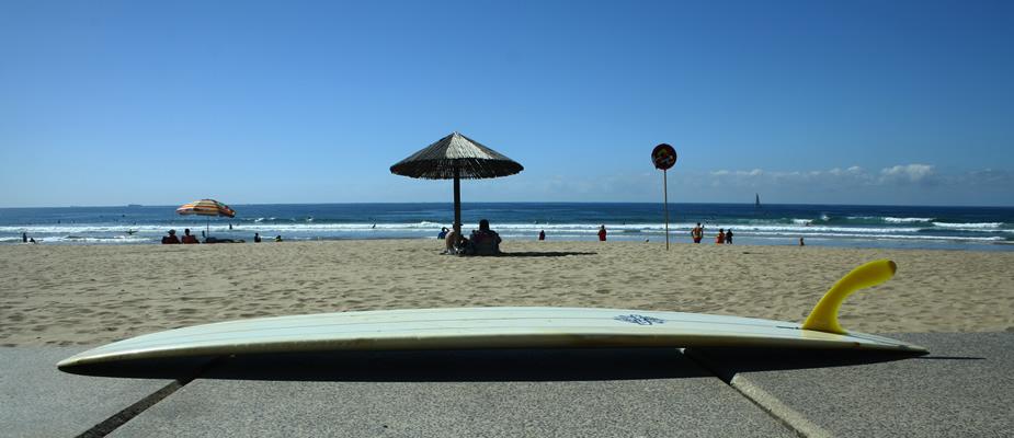 Durban, Zuid-Afrika: een dag aan het strand in Durban | Mooistestedentrips.nl