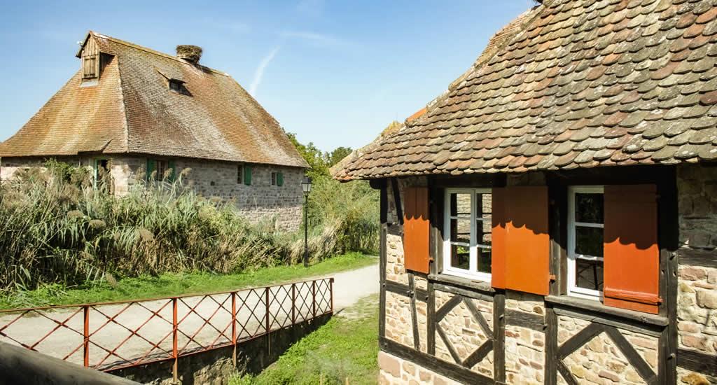 Bezienswaardigheden Elzas, Ecomusée d'Alsace | Mooistestedentrips.nl
