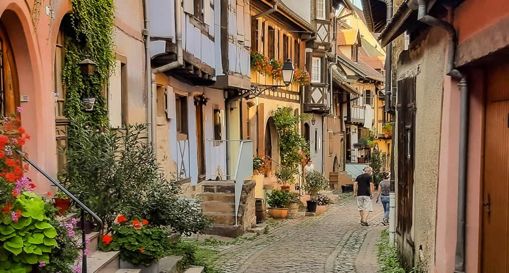 Mooiste dorpjes Elzas: Eguisheim | Mooistestedentrips.nl