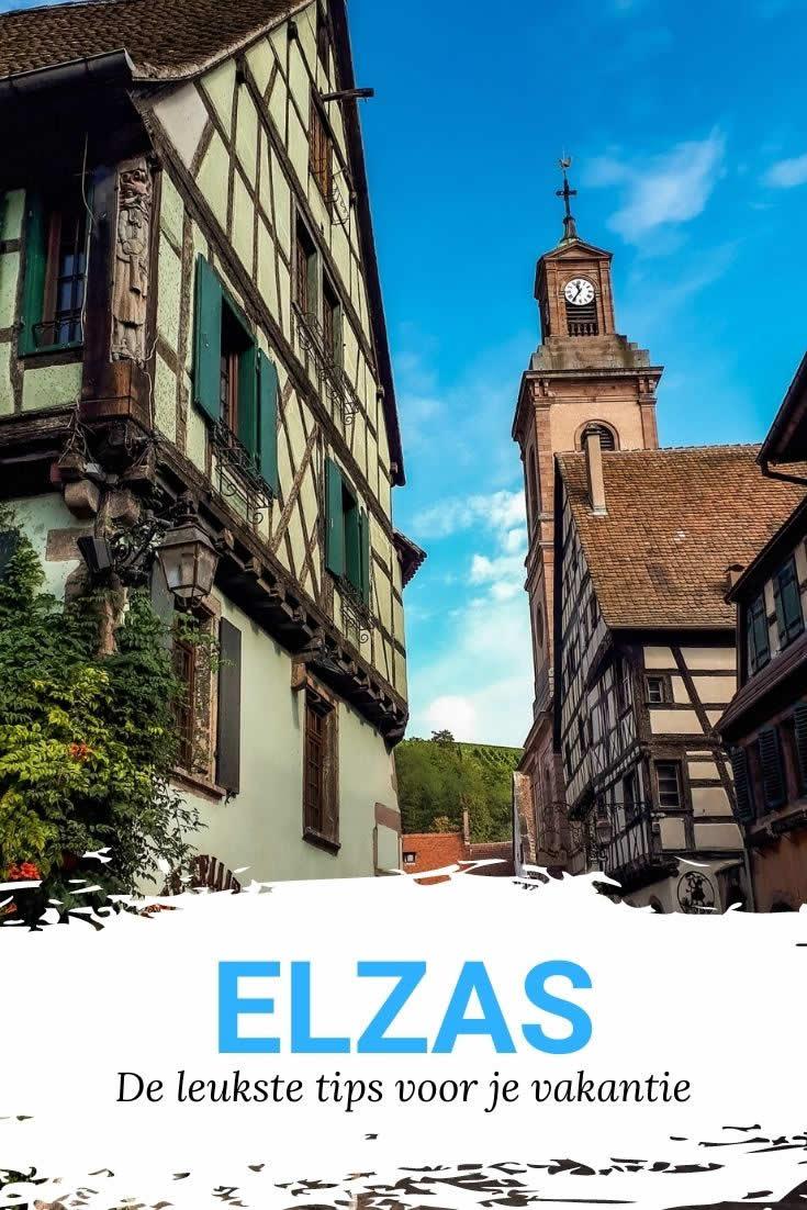 Elzas, Frankrijk? Zin in een vakantie in de Elzas? Bekijk de leukste tips en mooiste dorpjes | Mooistestedentrips.nl