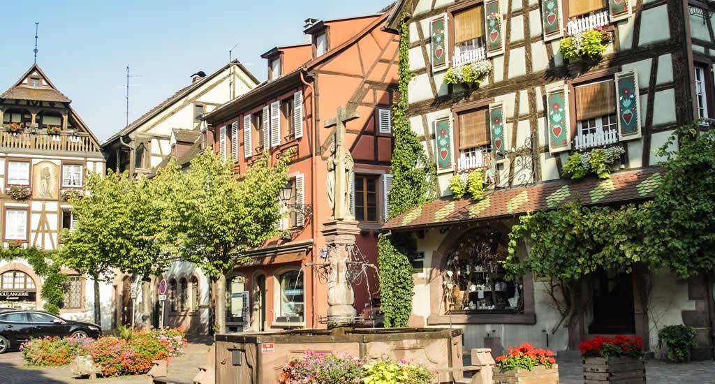 Mooie dorpjes Elzas: Kaysersberg | Mooistestedentrips.nl