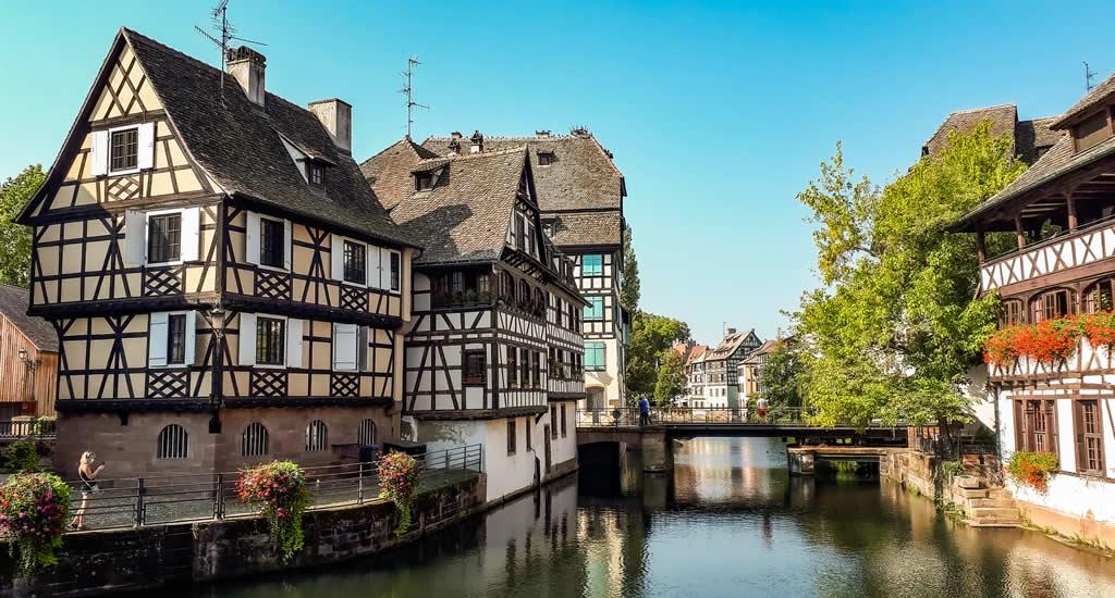 Bezienswaardigheden Straatsburg: Petite France | Mooistestedentrips.nl
