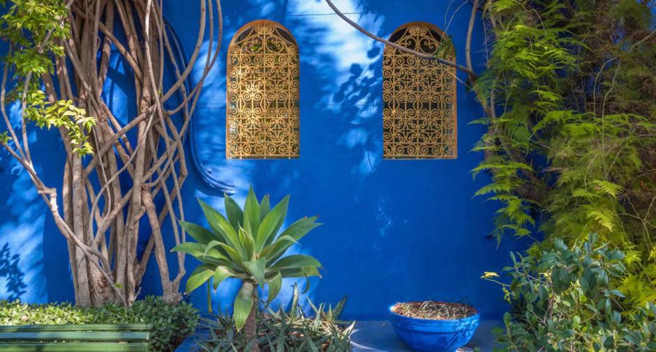 Jardin Majorelle Marrakech: bewonder de Jardin Majorelle in Marrakech | Mooistestedentrips.nl