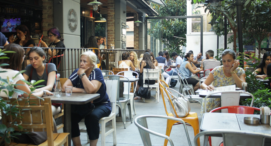 Cihangir en Çukucuma: 2 bijzondere wijken in Istanbul | Mooistestedentrips.nl