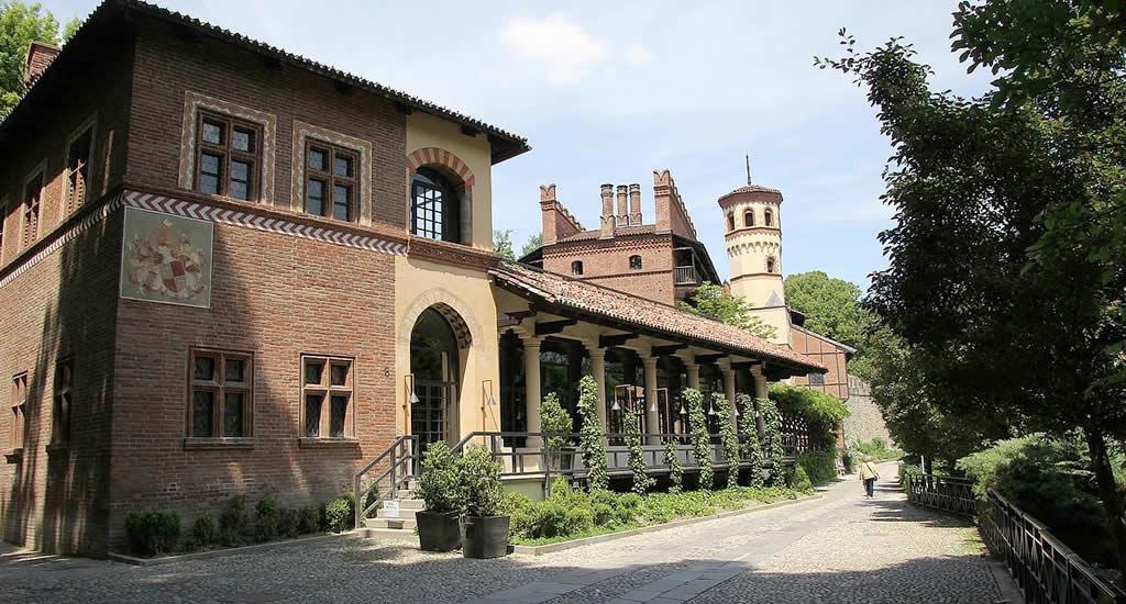 Bezienswaardigheden Turijn: Borgo Medievale | Mooistestedentrips.nl
