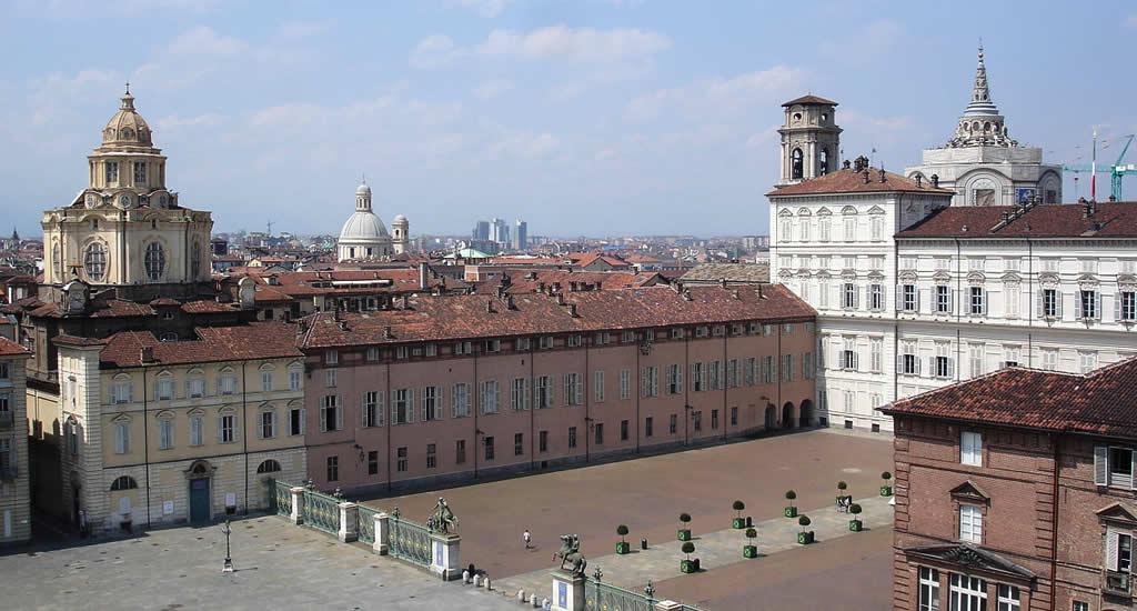 Bezienswaardigheden Turijn: Palazzo Reale | Mooistestedentrips.nl