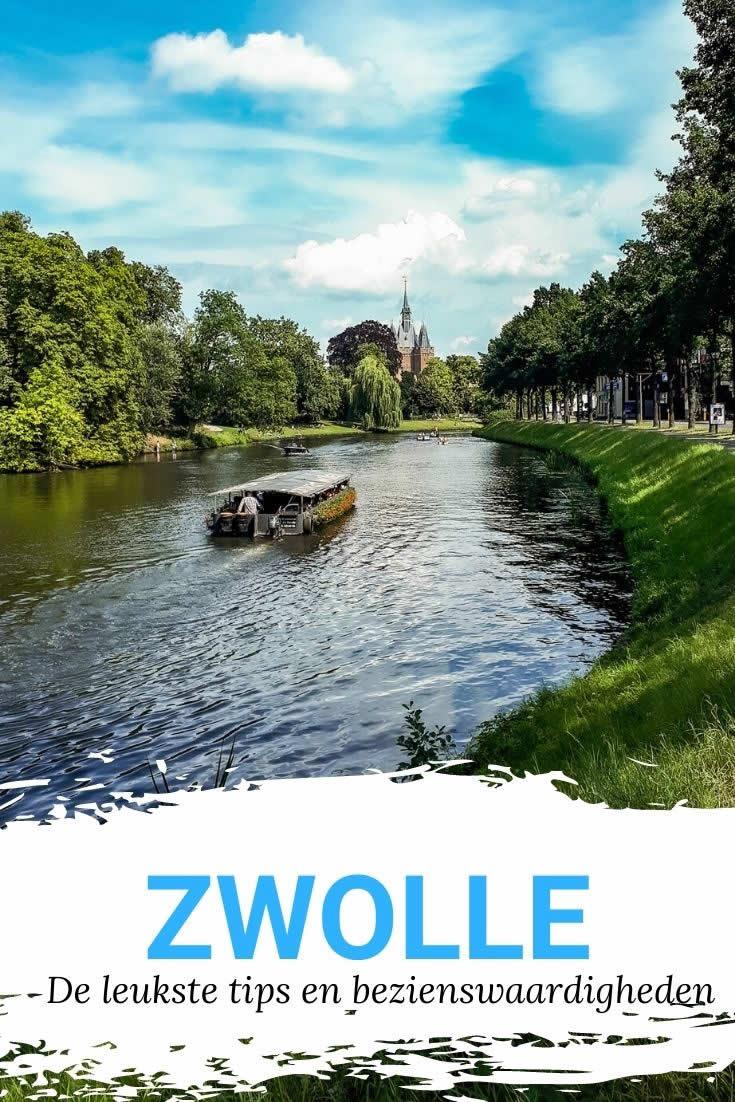Wat te doen in Zwolle? Bekijk de leukste tips voor een dagje of weekendje Zwolle | Mooistestedentrips.nl