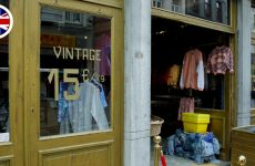 Shopping in Brussels, vintage shops in Brussels | Mooistestedentrips.nl