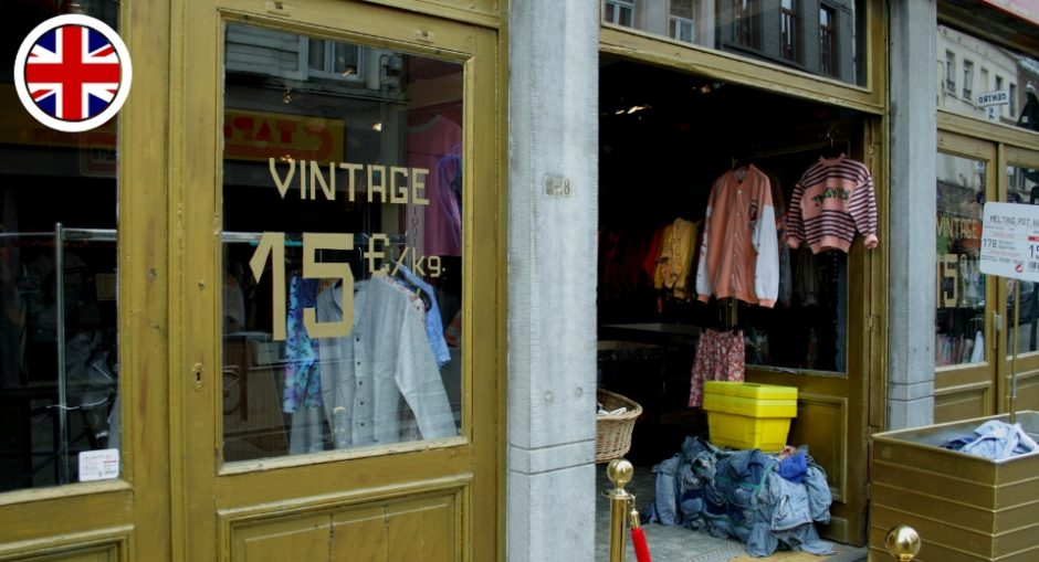 Shopping in Brussels, vintage shops in Brussels | Mooistestedentrips.nl