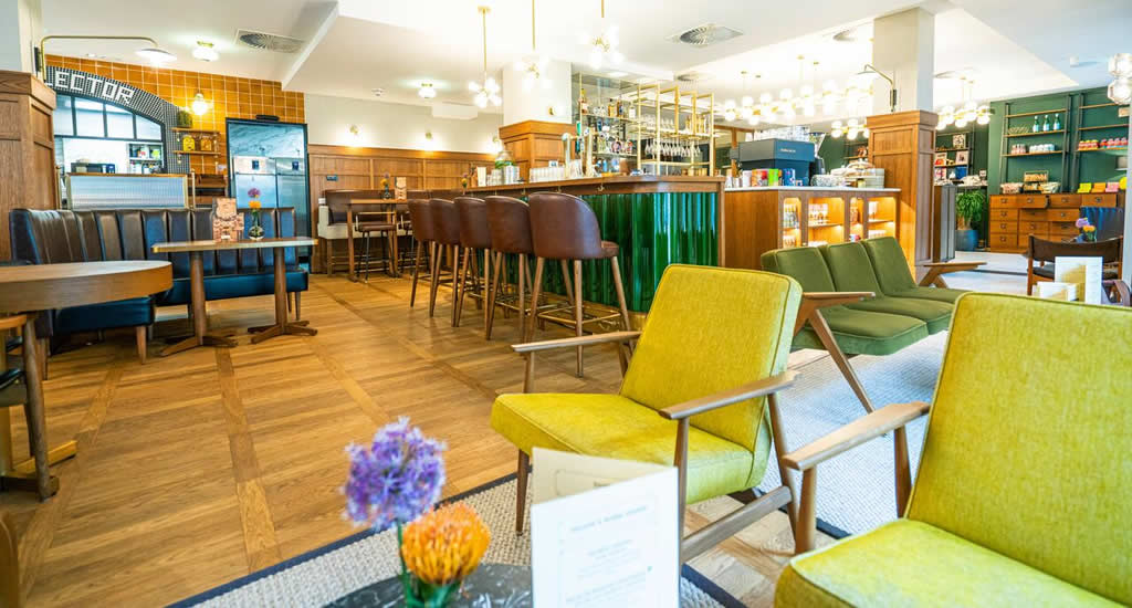 The Collector Hotel, Den Haag | Mooistestedentrips.nl