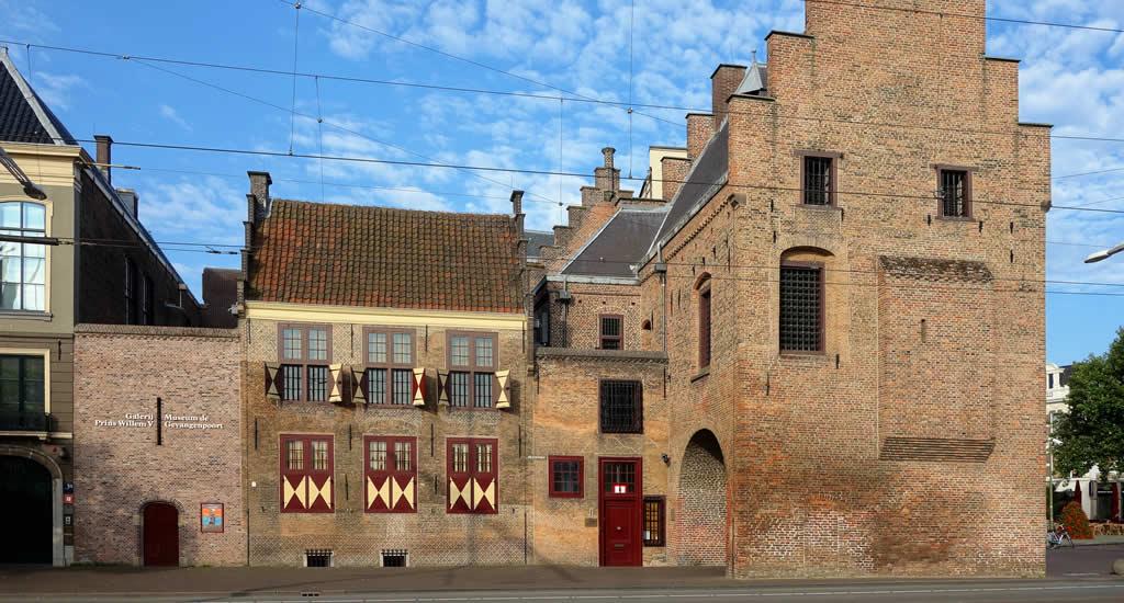 Bezienswaardigheden Den Haag: Gevangenpoort | Mooistestedentrips.nl