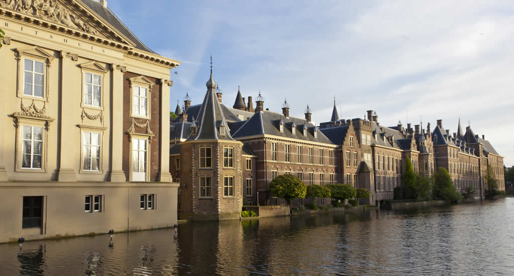 Hofvijver, foto met dank aan Den Haag Marketing/Jurjen Drenth | Mooistestedentrips.nl
