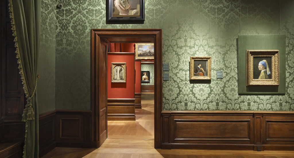Foto met dank aan Het Mauritshuis | Mooistestedentrips.nl