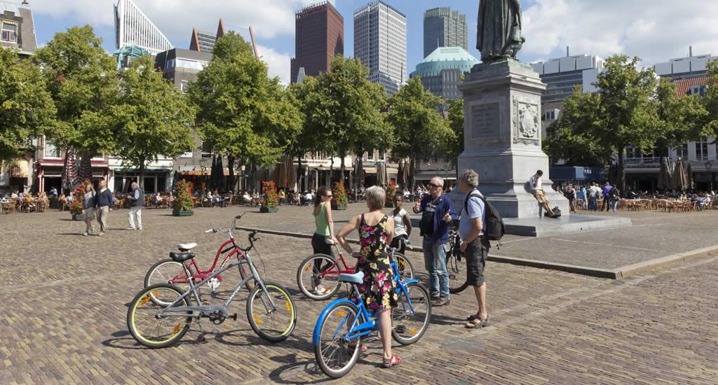 Fietsen in Den Haag, Baja Bikes Den Haag (foto met dank aan: Den Haag Marketing/Jurjen Drenth) | Mooistestedentrips.nl