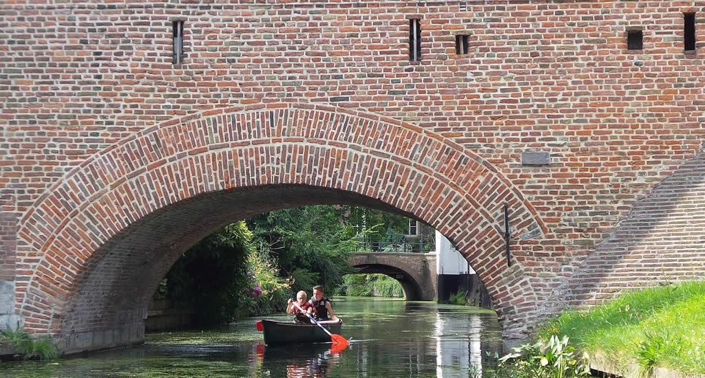 Weekendje Amersfoort: kayakken in Amersfoort | Mooistestedentrips.nl