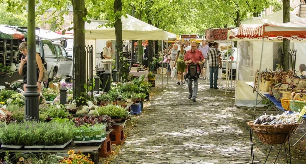 Weekend Osnabrück | Naar de markt in Osnabrück, Duitsland