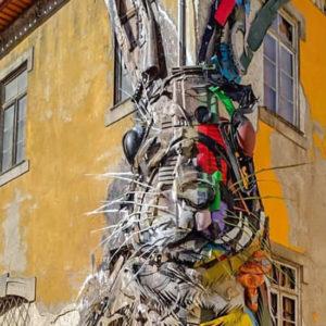 Street art in Porto | Mooistestedentrips.nl