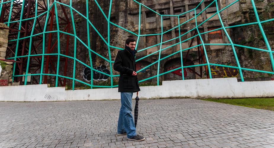 Street art tour in Porto, door Joao Kendall (foto door Withlocals) | Mooistestedentrips.nl
