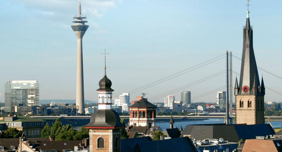 Gratis wandeling Düsselsorf, stedentrip Düsseldorf | Mooistestedentrips.nl