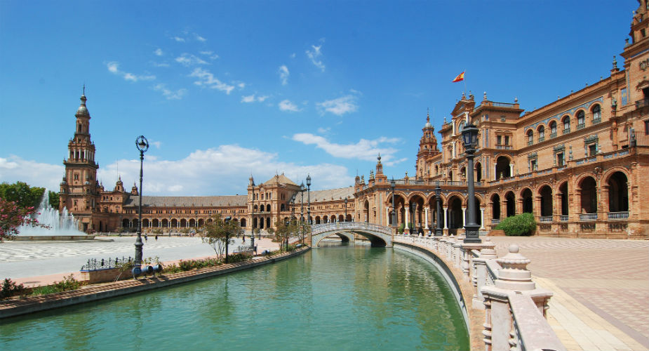 Afkoelen in Sevilla: zwemmen en relaxen in Sevilla | Mooistestedentrips.nl
