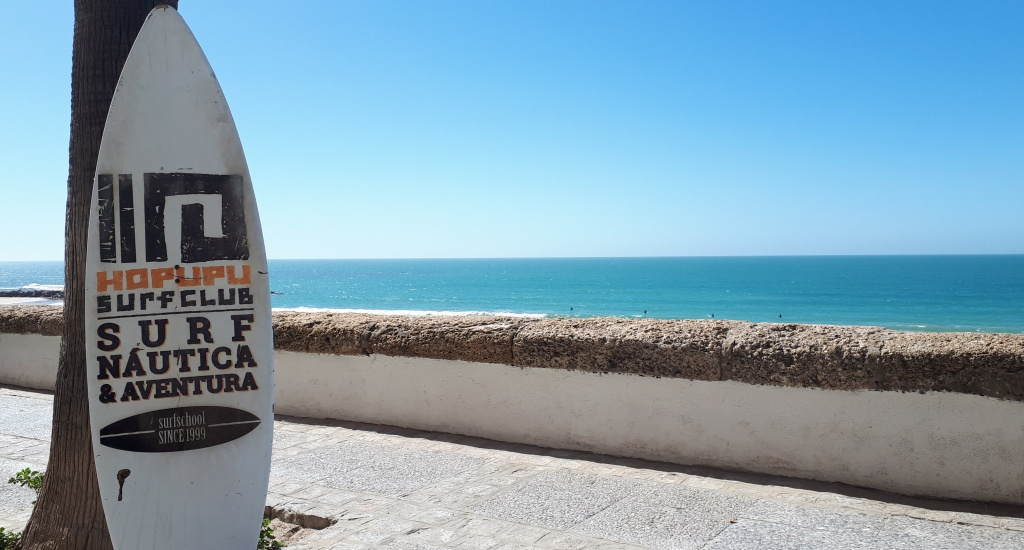Strand Sevilla: Playa de la Victoria, Cadíz | Mooistestedentrips.nl