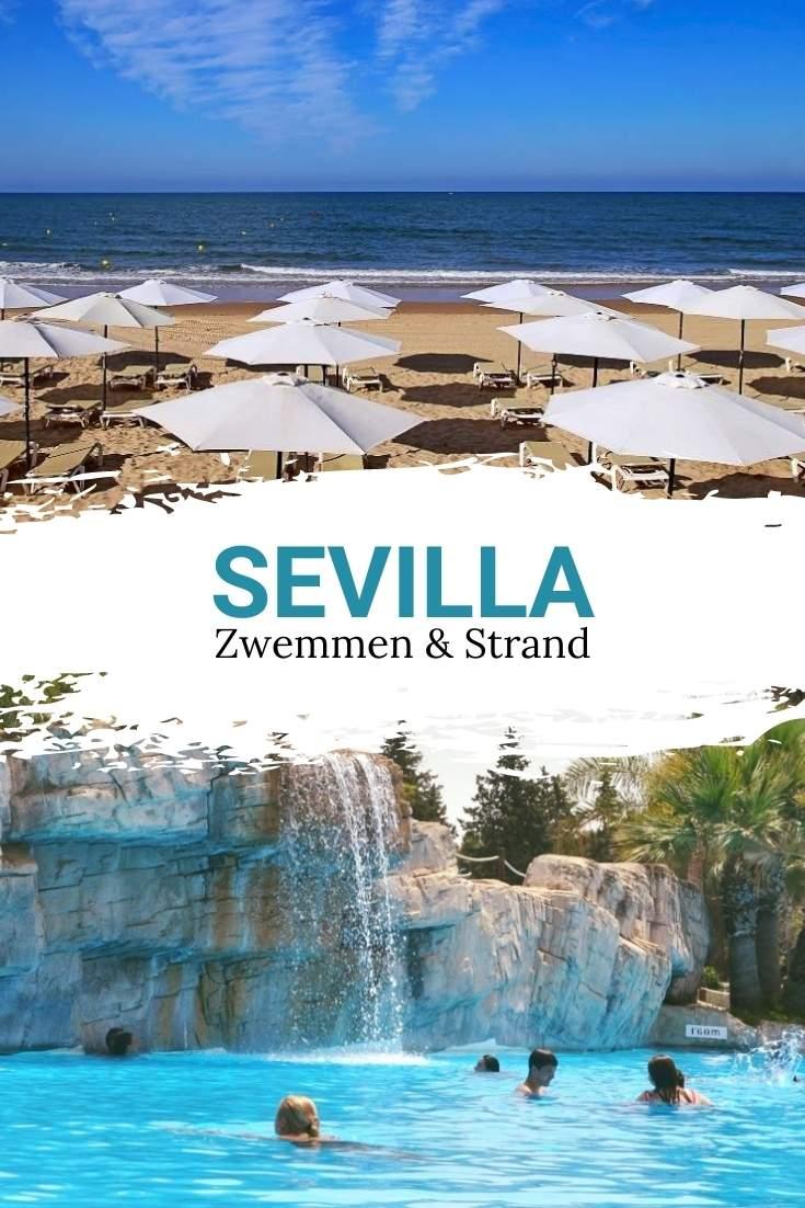 Zwemmen Sevilla & Strand Sevilla: bekijk de beste tips | Mooistestedentrips.nl