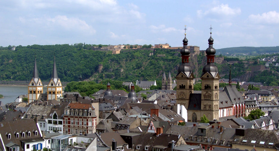 Koblenz: romantisch tussen Rijn en Moezel, bezienswaardigheden Koblenz | Mooistestedentrips.nl