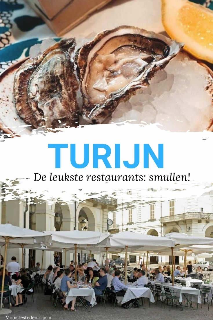 Restaurants in Turijn | Lekker uit eten in Turijn, Italië