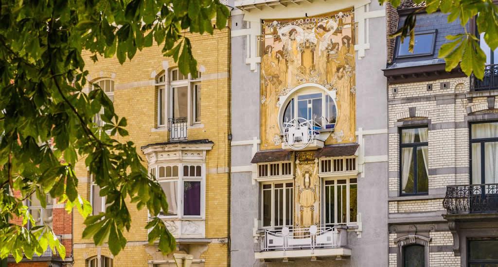 Bezienswaardigheden Brussel: Art Nouveau in Brussel | Mooistestedentrips.nl