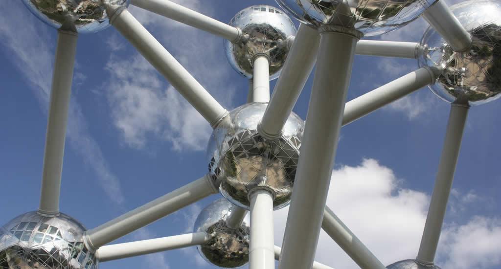Bezienswaardigheden Brussel: Atomium | Mooistestedentrips.nl