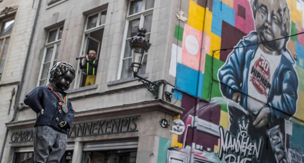 Bezienswaardigheden Brussel: Mannekenpis | Mooistestedentrips.nl