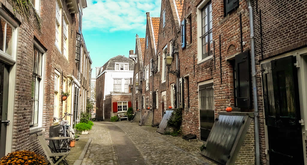 Bezienswaardigheden Middelburg: Kuiperspoort | Mooistestedentrips.nl