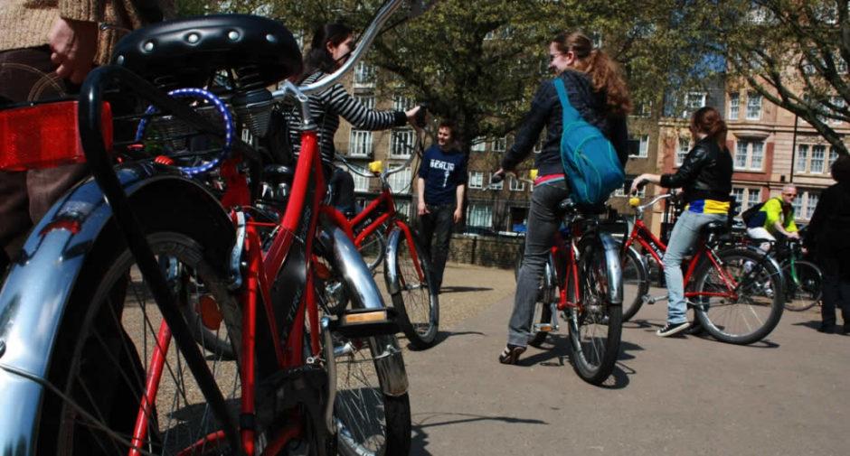 Fietsen in Londen | Leuk! Ga fietsen in Londen, bekijk de tips