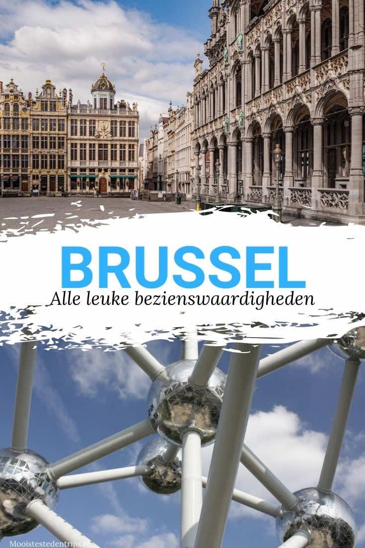 Wat te doen in Brussel? De leukste bezienswaardigheden Brussel | Mooistestedentrips.nl