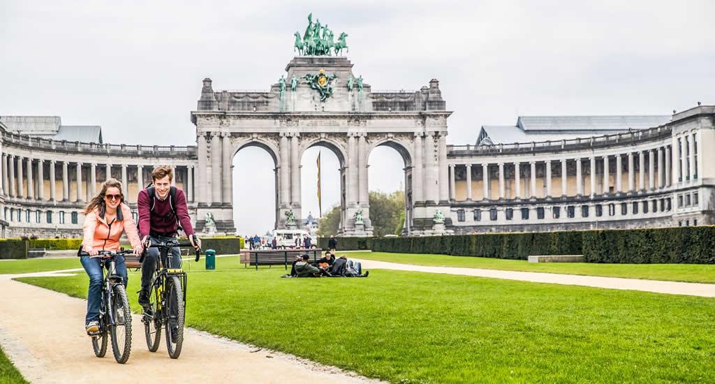 Fietsen in Brussel | Mooistestedentrips.nl