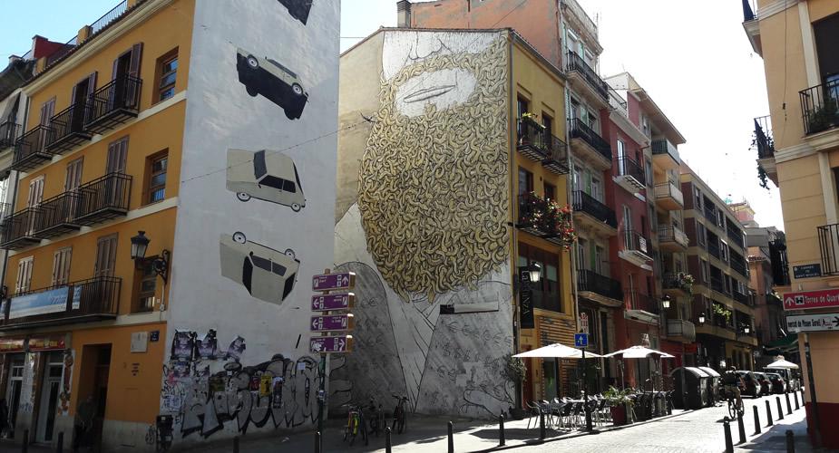 Hotspot in Valencia: Barrio del Carmen | Mooistestedentrips.nl