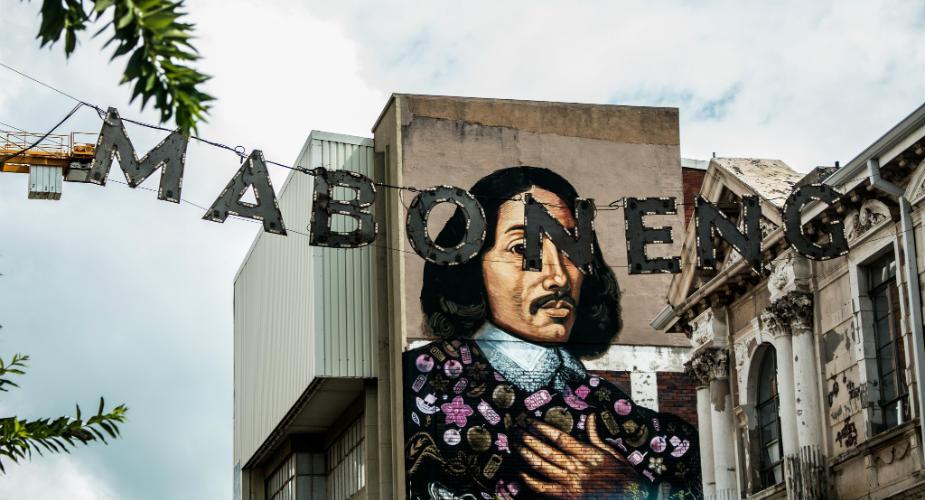 Hotspot in Johannesburg: Maboneng Precinct, bekijk alle tips | Mooistestedentrips.nl
