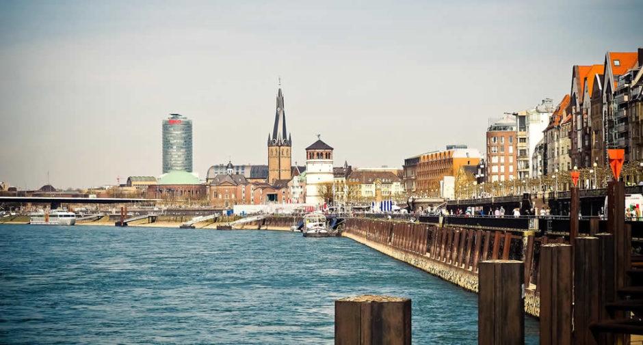 Dusseldorf in een dag, bekijk de tips | Mooistestedentrips.nl