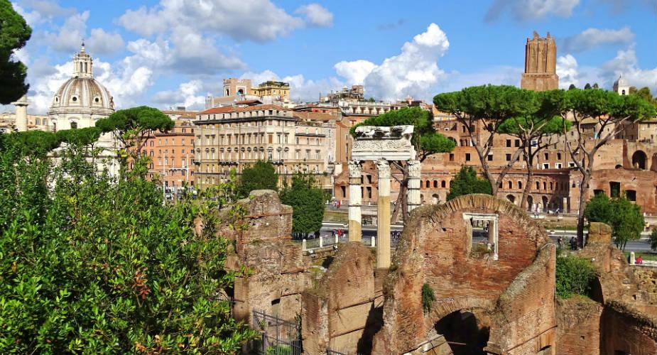 Stedentrip Rome: Roma Pass of Omnia Card   Mooistestedentrips.nl