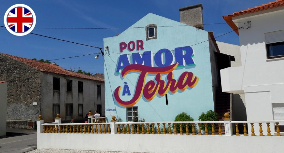 Street art in 5 undiscovered cities of Portugal | Mooistestedentrips.nl