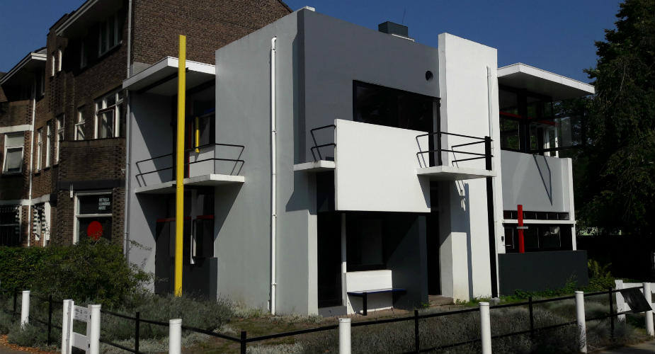 Utrecht: ontdek het Rietveld-Schröder huis | Mooistestedentrips.nl