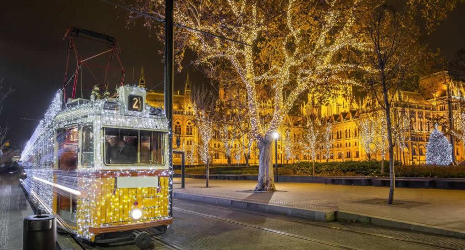 Winter in Boedapest, kerstmarkt in Boedapest | Mooistestedentrips.nl