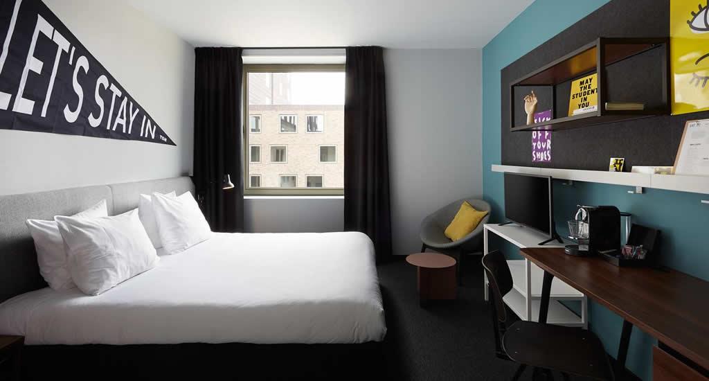 The Student Hotel Groningen | Weekendje Groningen? Logeer bij The Student Hotel