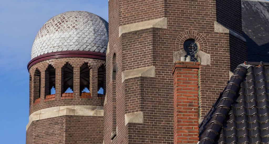 Folkingestraat, Synagoge | Mooistestedentrips.nl