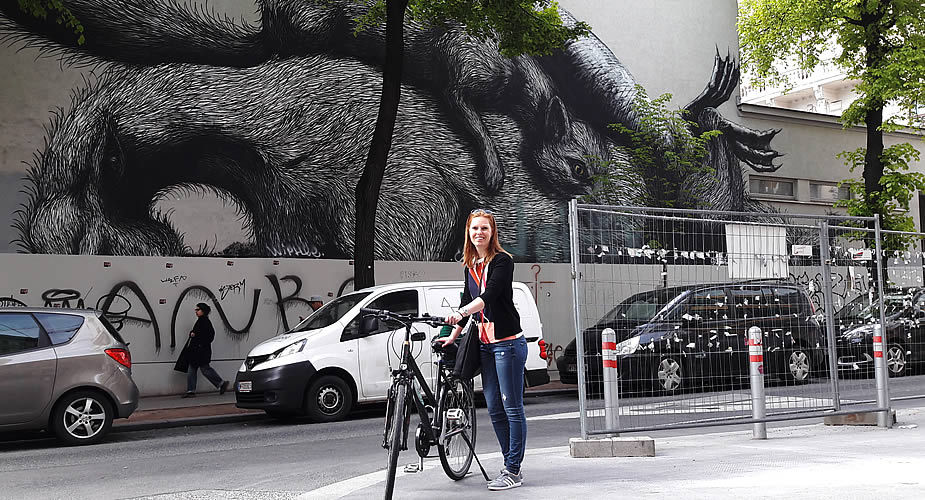 Fietsen in Wenen, gratis fietsroute Wenen | Mooistestedentrips.nl