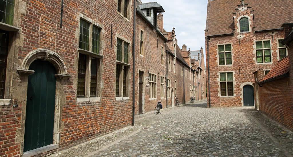 Bezienswaardigheden Leuven: Groot Begijnhof Leuven | Mooistestedentrips.nl