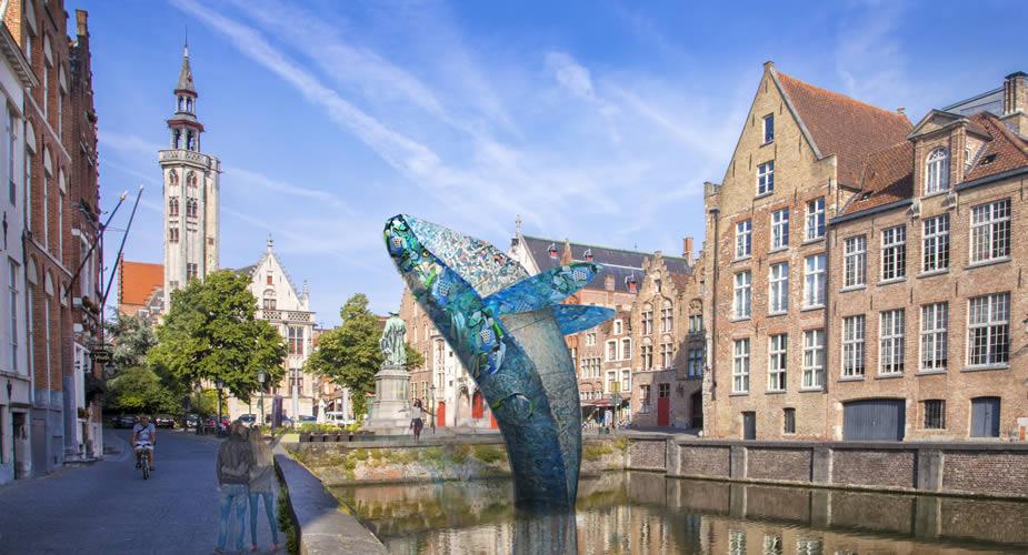 Kunst kijken in Brugge: Triënnale Brugge | Mooistestedentrips.nl