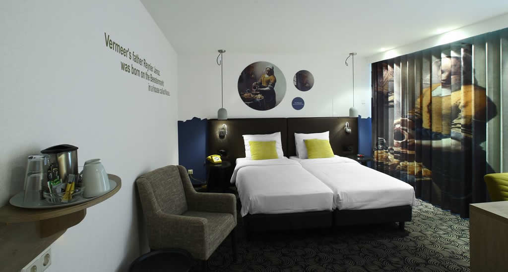 Hotel de Koophandel | Hotel de Koophandel, Delft