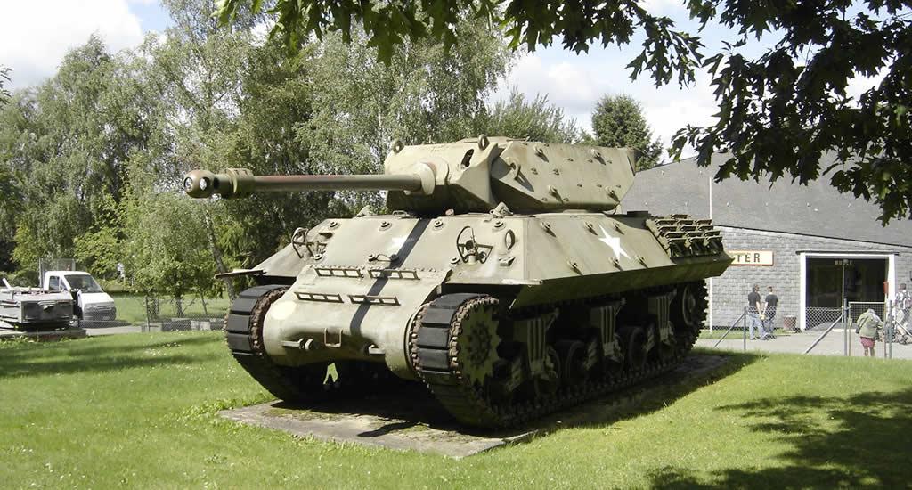 Weekendje Ardennen | Bastogne War Museum, Belgische Ardennen