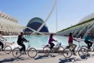 Fietsen in Valencia: ontdek Valencia op de fiets | Mooistestedentrips.nl